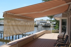 Patio Awning with Vario Valance