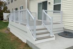 Composite Deck + Alumn Rails