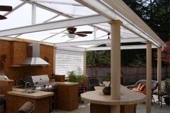 Acrylic Roof Triangular