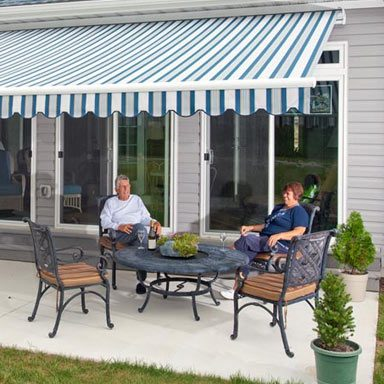 Awnings Lewes, Sunrooms, Patio Covers, Solar Shades | Patio Systems