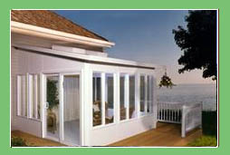 Three Season Sunroom, Thermal Sunroom Sunspace, Thermal Industries, Sunroom,  ...