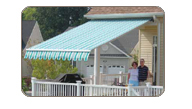 Estate Slim-Fit Awning, Sussex County