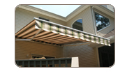 CraftBilt Awning, Patio Systems, DE